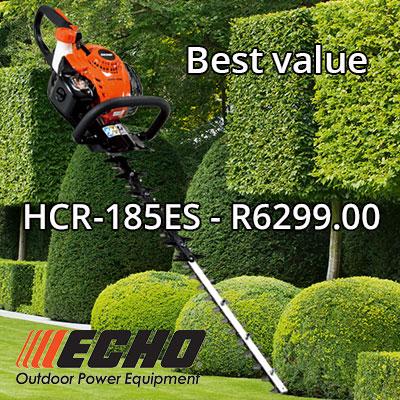 Echo - best value hedgetrimmer!